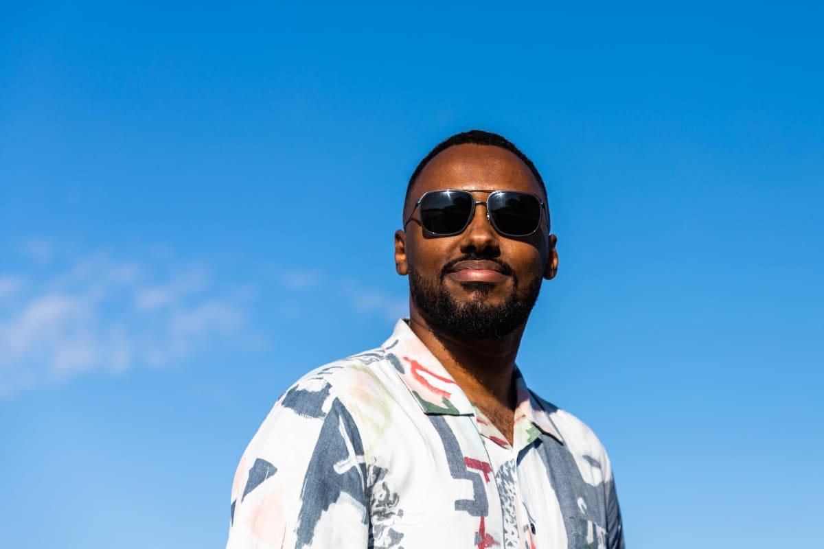 Vasemmistoliittoa edustava Suldaan Said Ahmed on Suomen ensimmäinen somalitaustainen kansanedustaja.