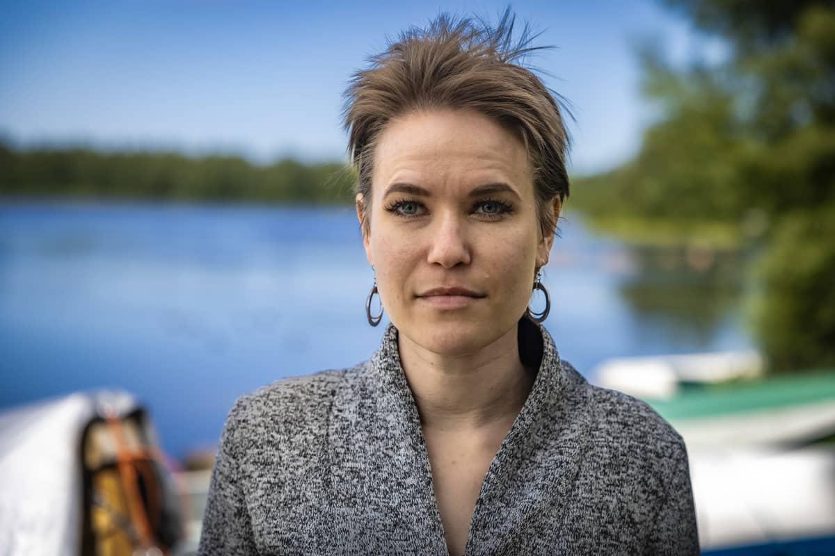 Oululainen Netta Brandt