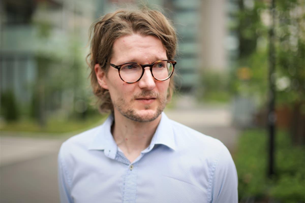 Tatu Hyttinen, rikosoikeuden apulaisprofessori, Turun yliopisto