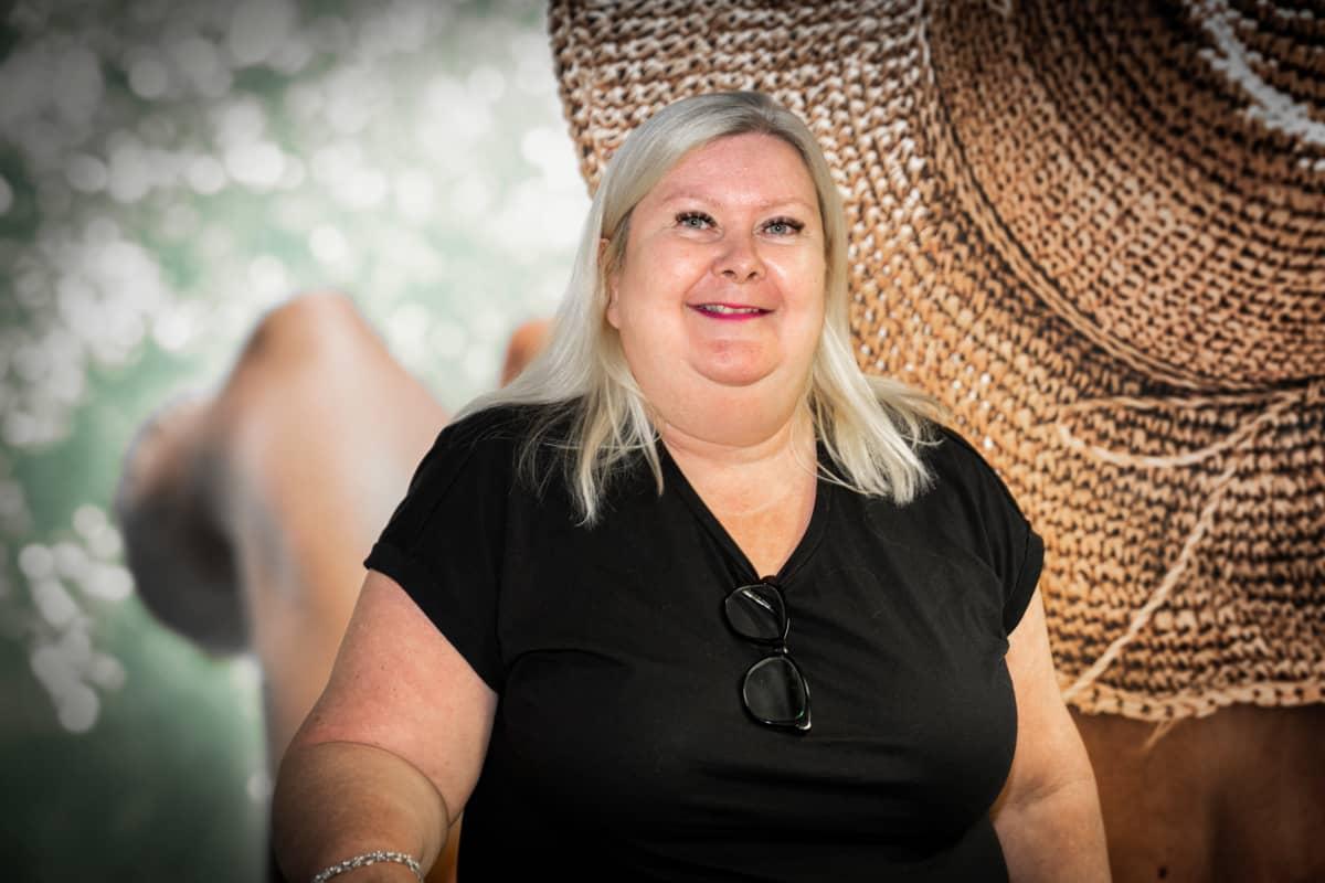 Jessica Virtanen, Tjäreborgin maajohtaja