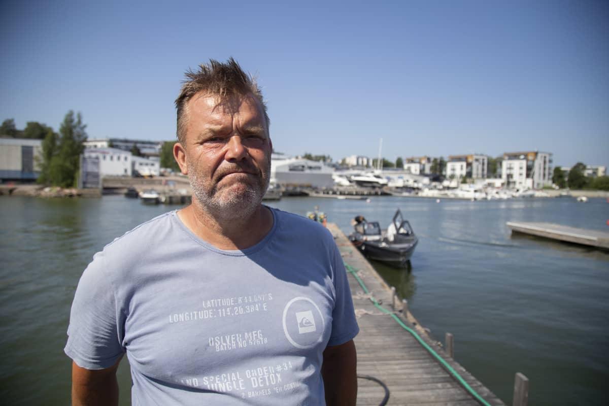 tomi taari veneasemayrittäjä