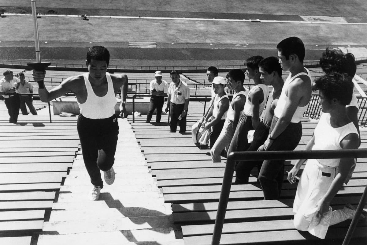 Tokion olympialaiset vuonna 1964.
