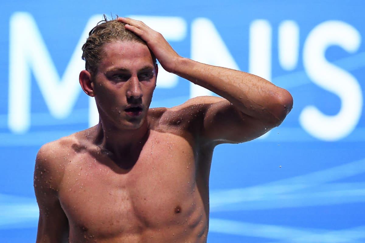 Ilja Borodin voitti Euroopan mestaruuden maaliskuussa 2021.