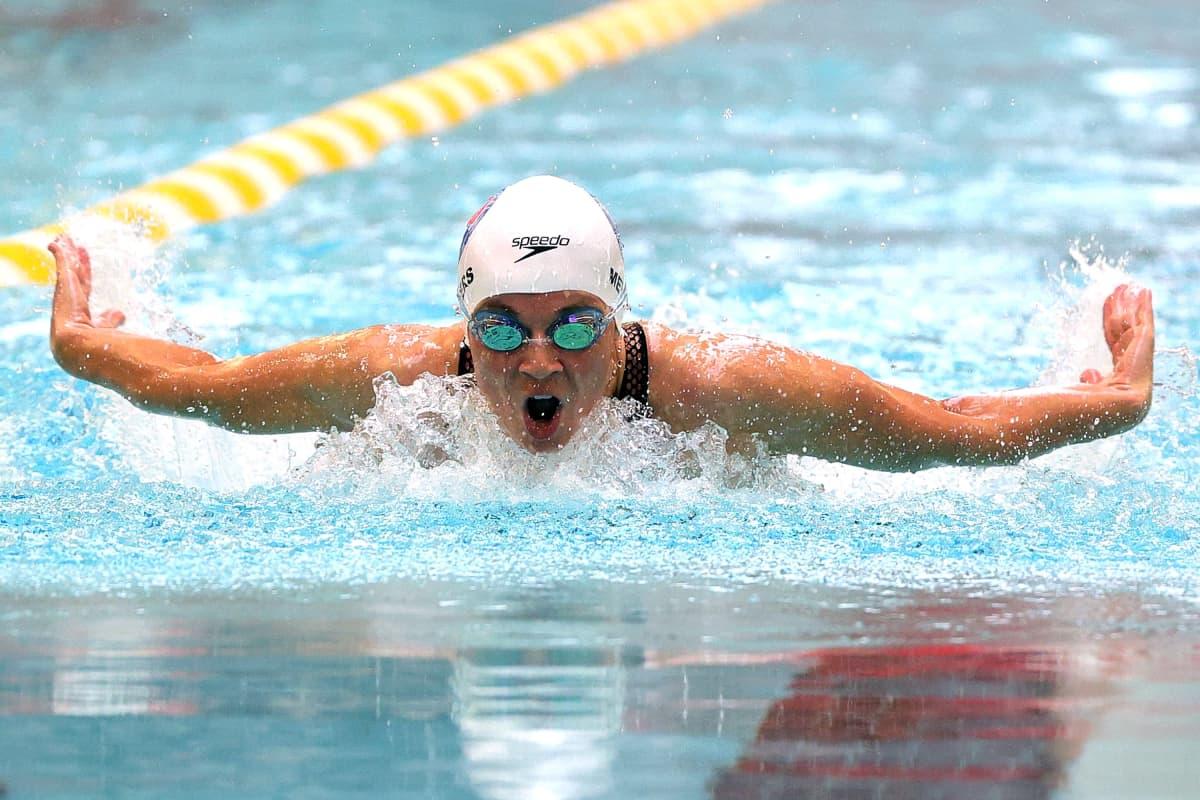 Uimari Becca Meyers.