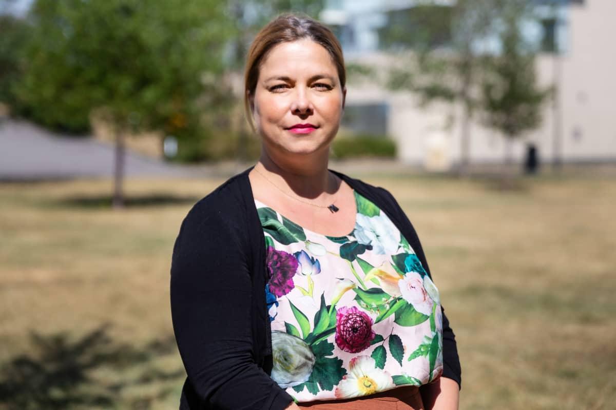 Emma Winiecki, viestinnän vastaava, UN Women