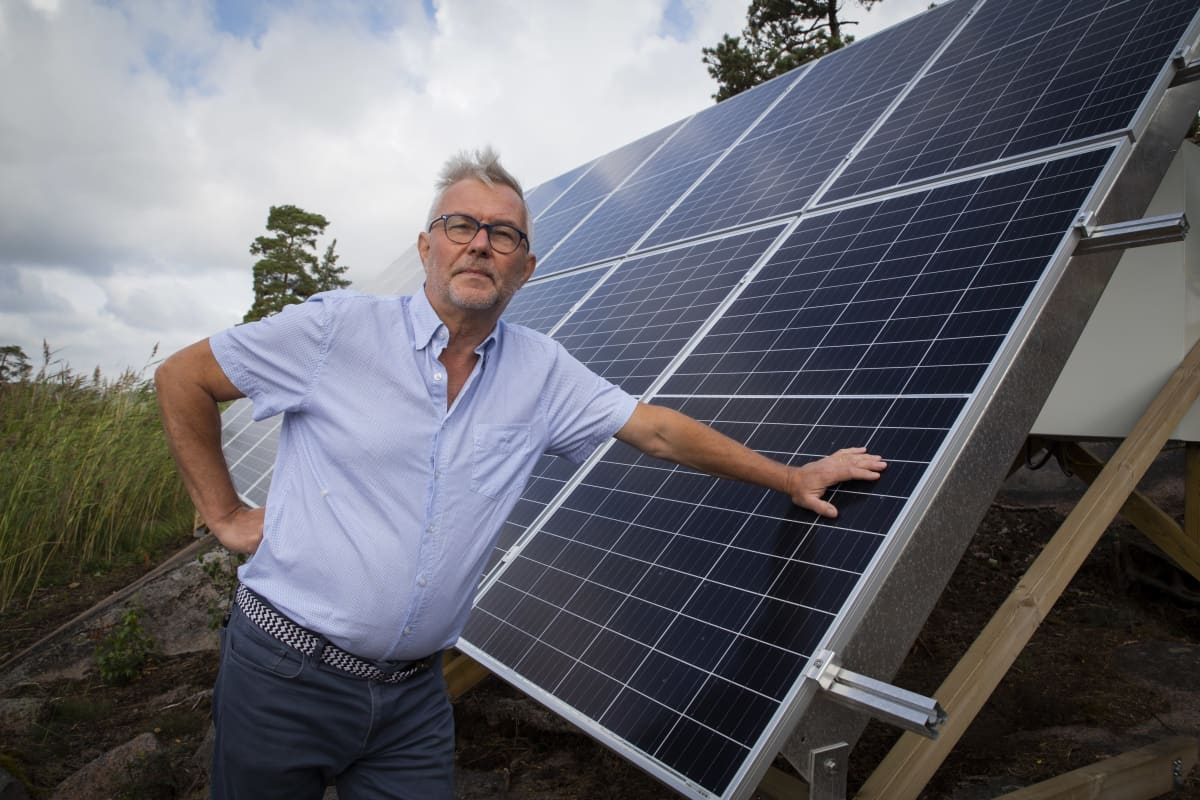 Christer Nyman suomen aurinkoenergiathdistys ry