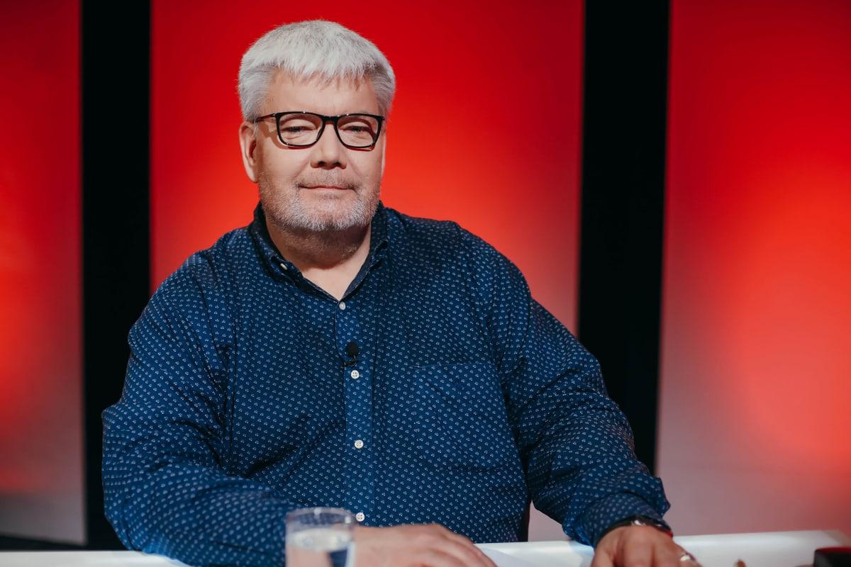 Viron yleisradion politiikan toimittaja Toomas Sildam