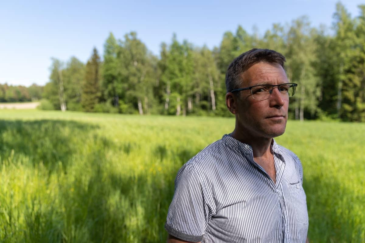 Juha Solantie Espoon Hepokorvessa
