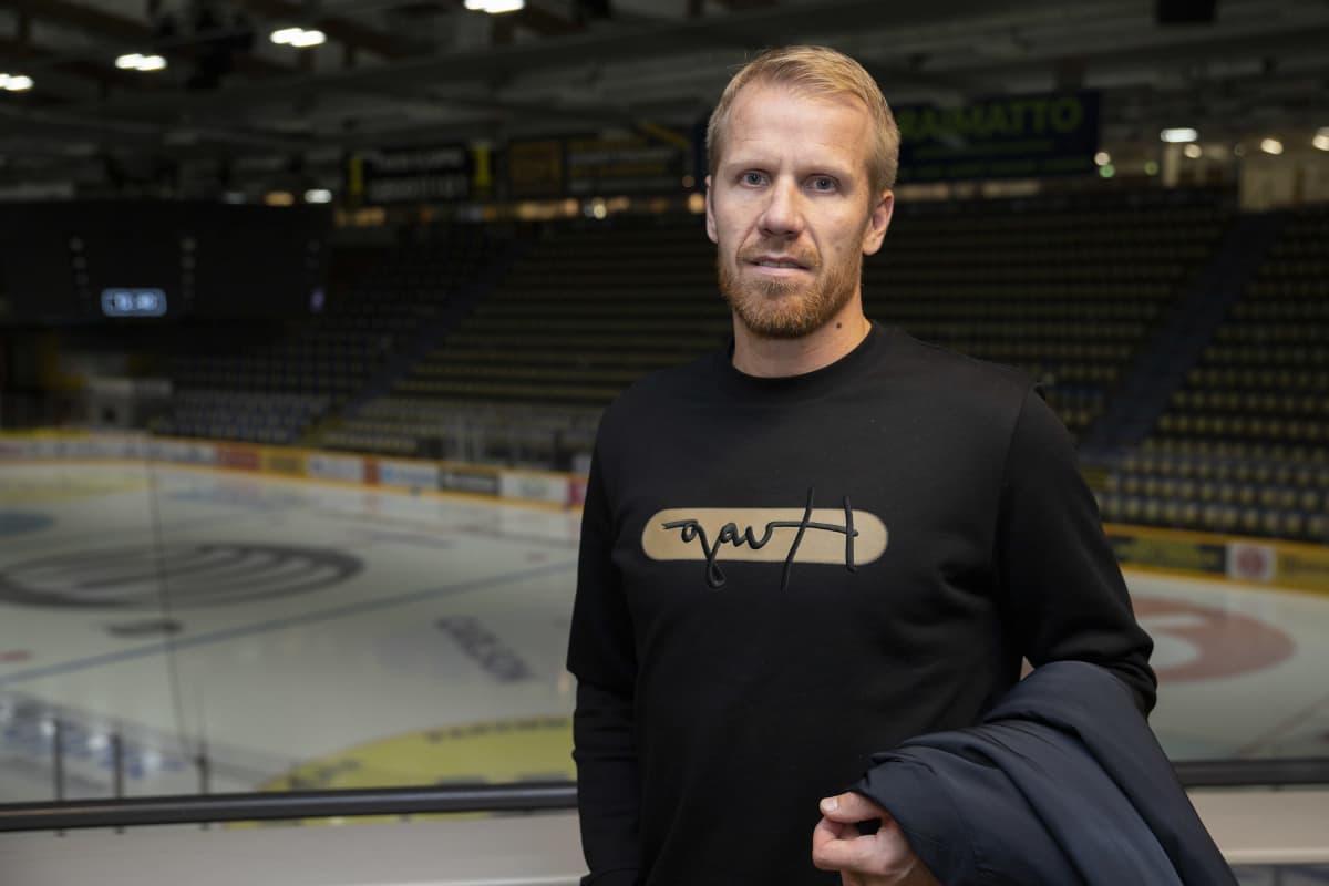KalPan päävalmentaja Tommi Miettinen