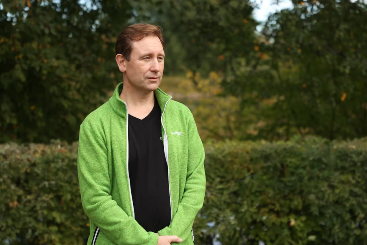 Risto Olli, johtava ylilääkäri, Peruspalvelukuntayhtymä Kallio