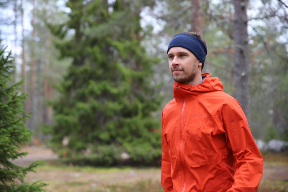 Antti Itkonen muutti Helsingistä Rovaniemelle
