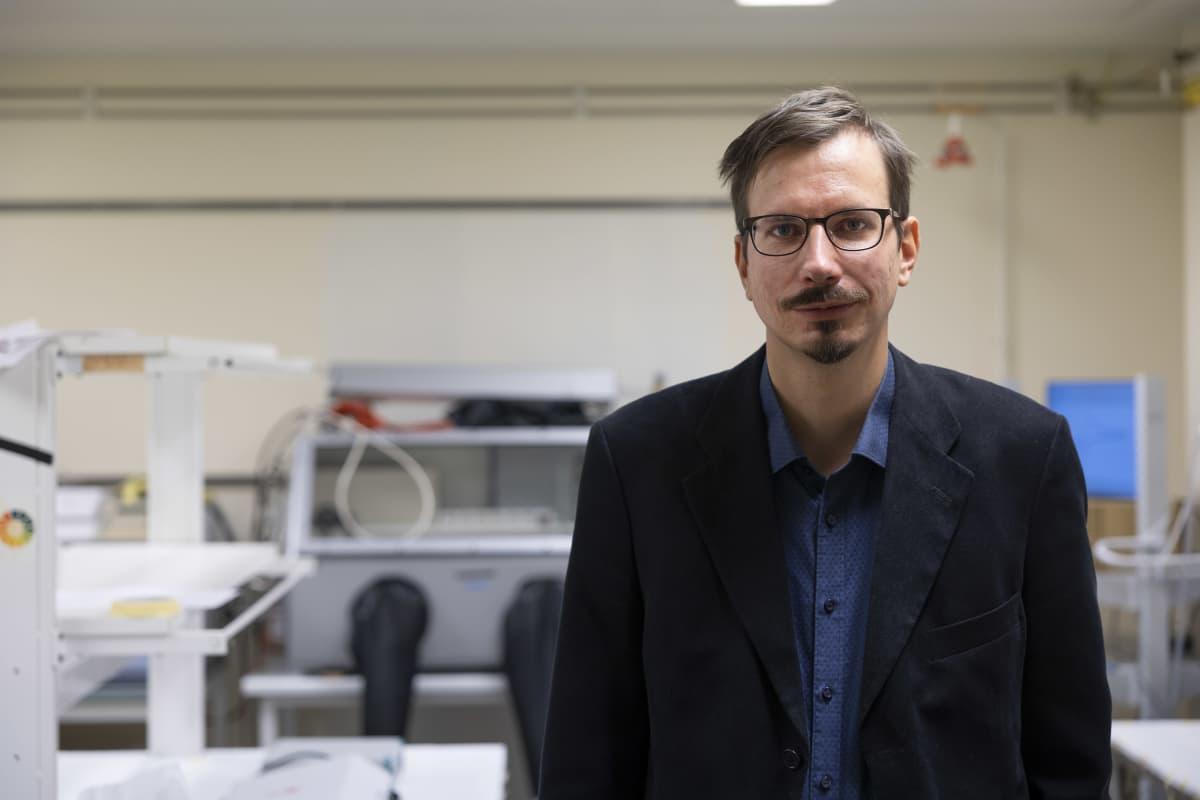 apulaisprofessori Pekka Peljo Turun yliopisto