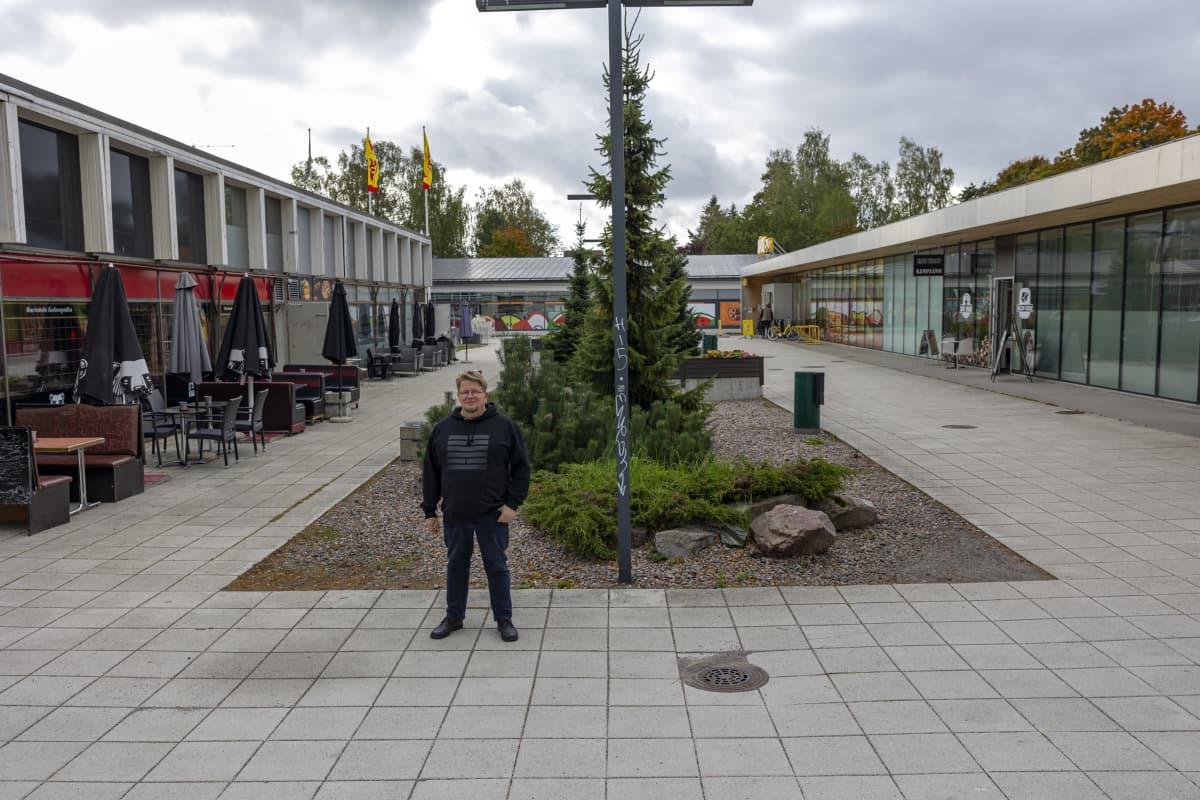 Sakari Mentu, arkkitehti, Helsingin kaupunki