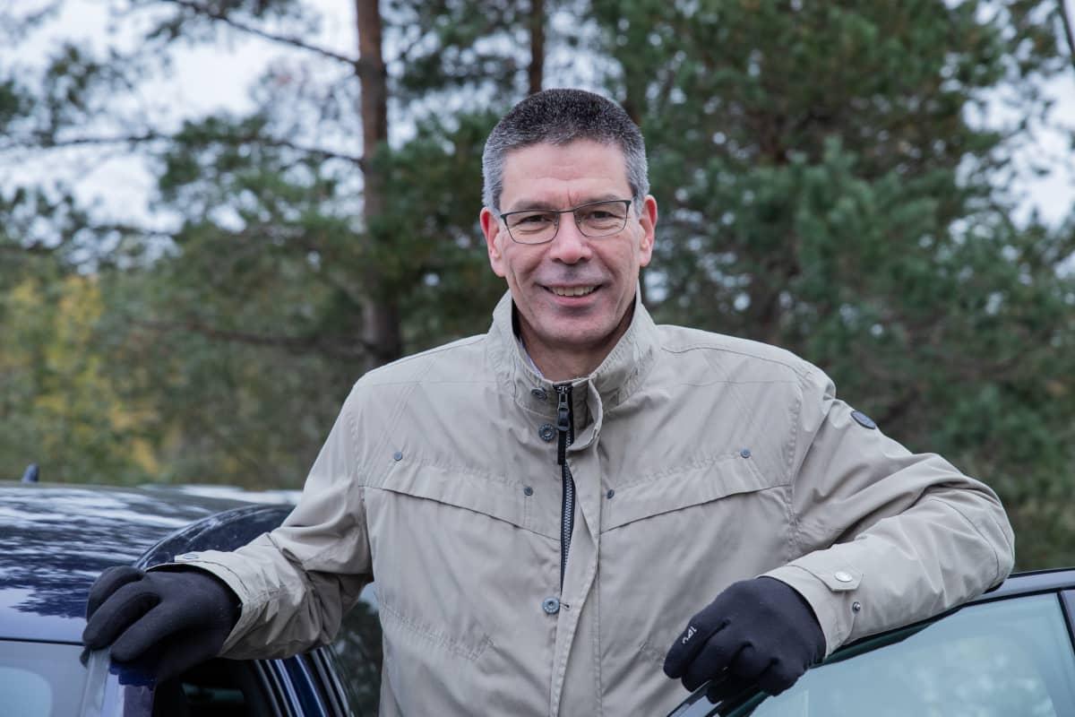 Keliberin toimitusjohtaja Hannu Hautala