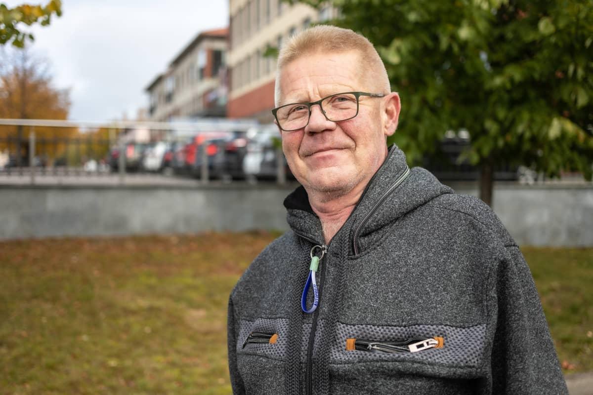 Hannu Muukka Kuusankoskella