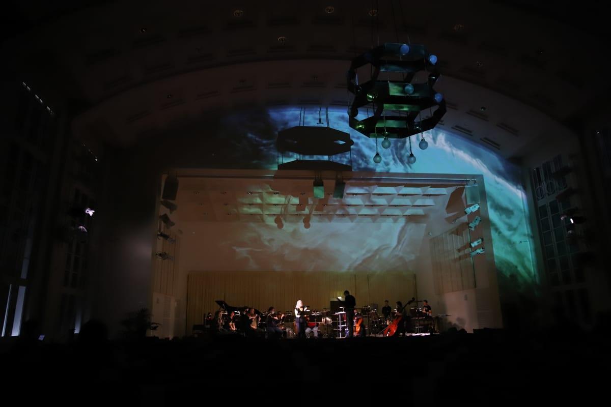 Kymi Sinfoniettan kenraaliharjoitukset Kotkan konserttitalolla.