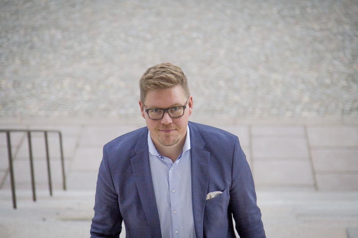 Antti Lindtman on sosialidemokraattien kansanedustaja.