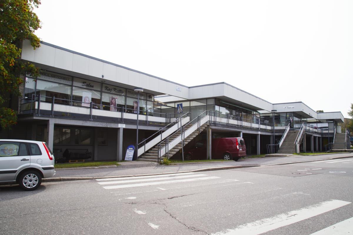 Kulosaaren ostoskeskus