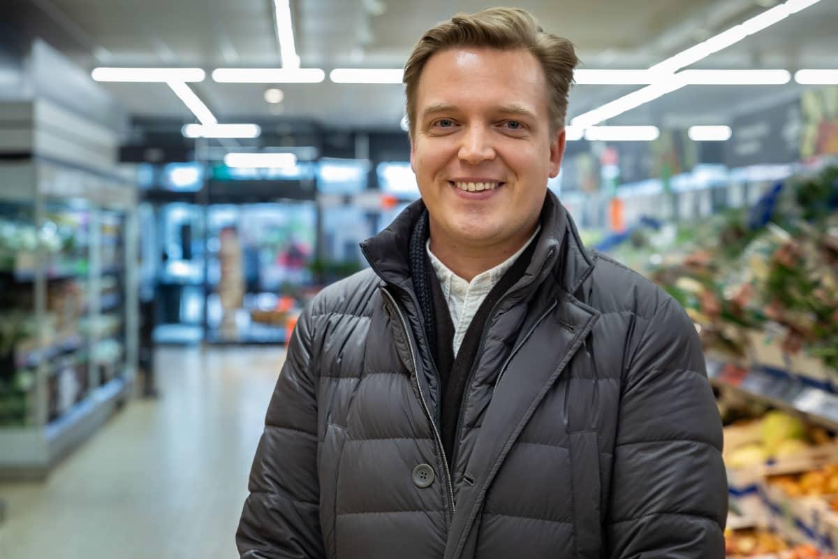 Mikko Forsström, kaupallinen johtaja, Lidl