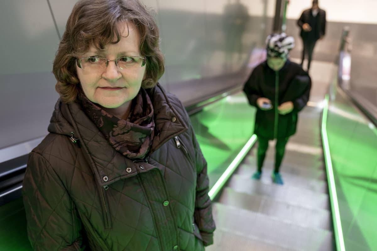 Kielentutkija Mila Engelberg