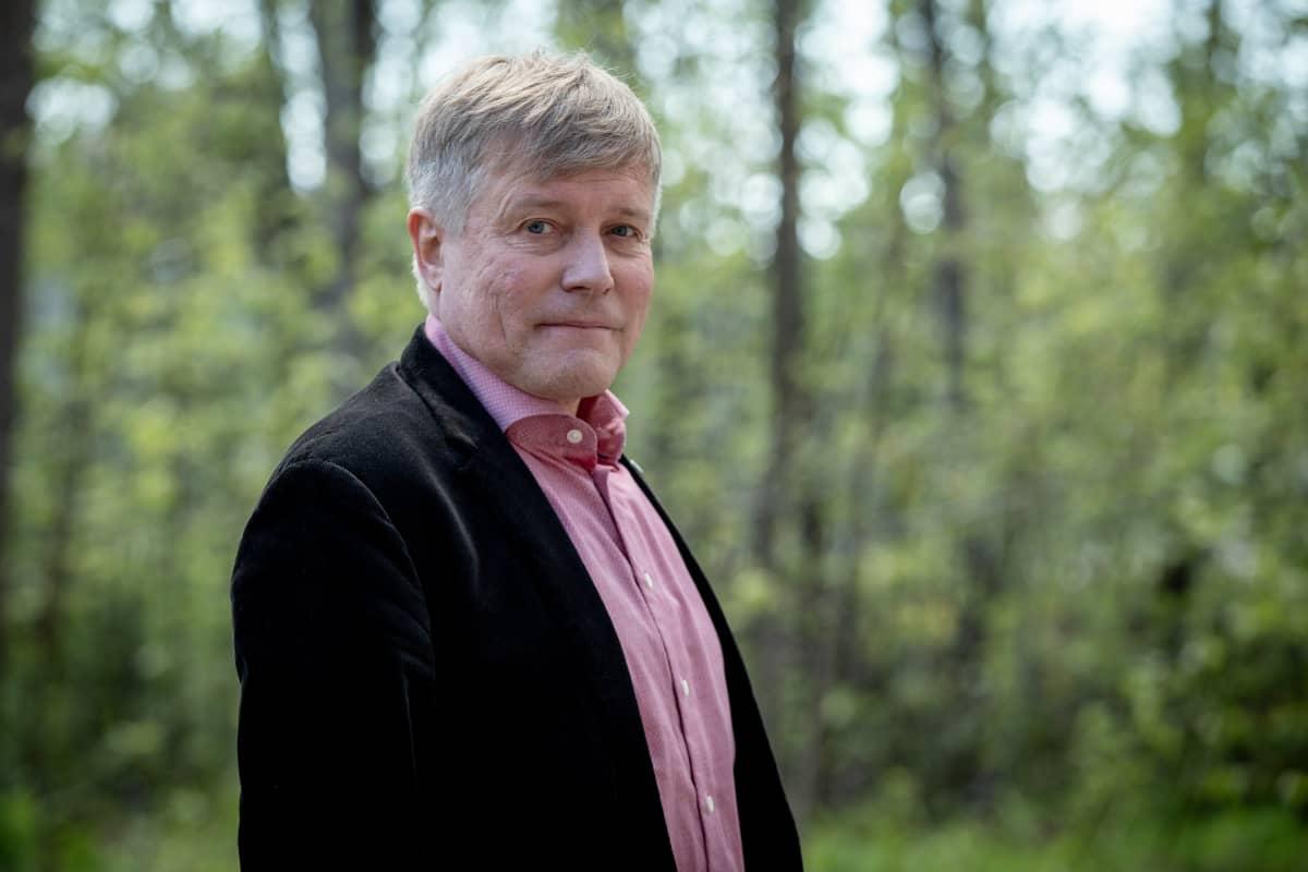 Tutkimusprofessori Jouni Pulliainen