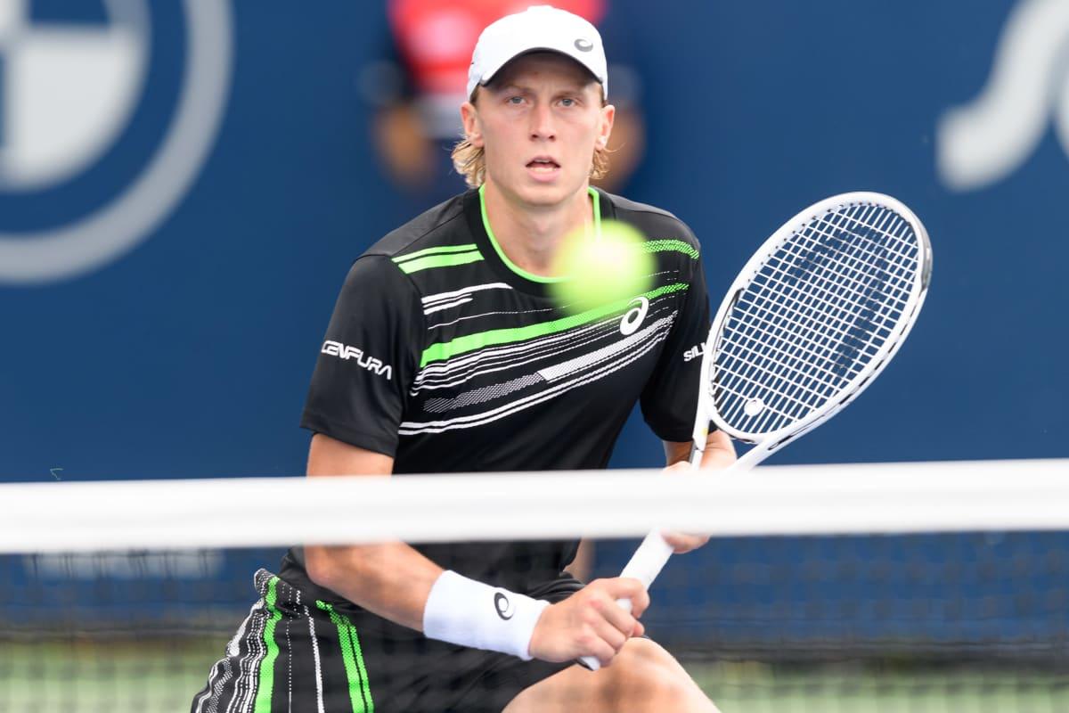 Emil Ruusuvuori hävisi 10. elokuuta 2021 Torontossa