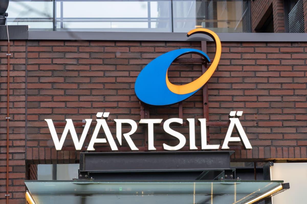 Wärtsilän pääkonttori Helsingin Salmisaaressa