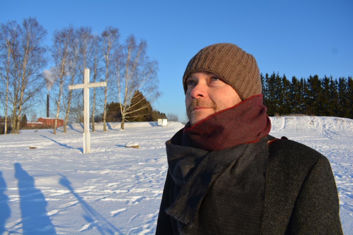 Filosofian tohtori ja arkkitehti Panu Savolainen