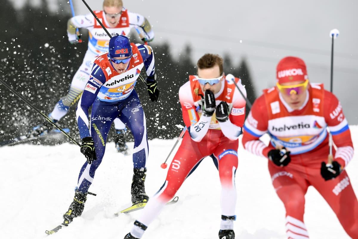 Matti Heikkinen LEHTIKUVA