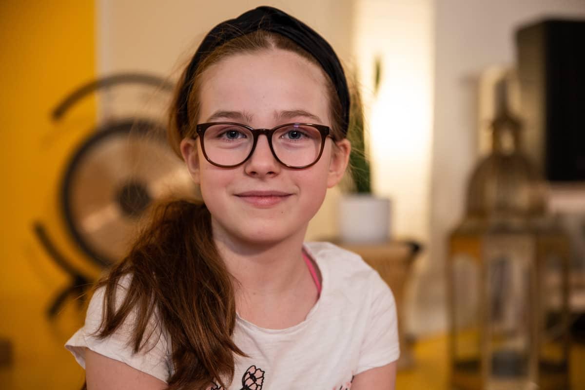 Iida Koskinen, 11-vuotias