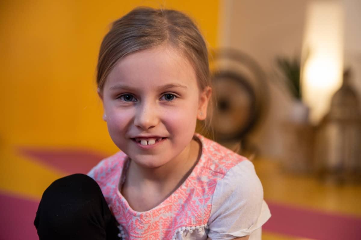 Ella Zanotto, 8-vuotias