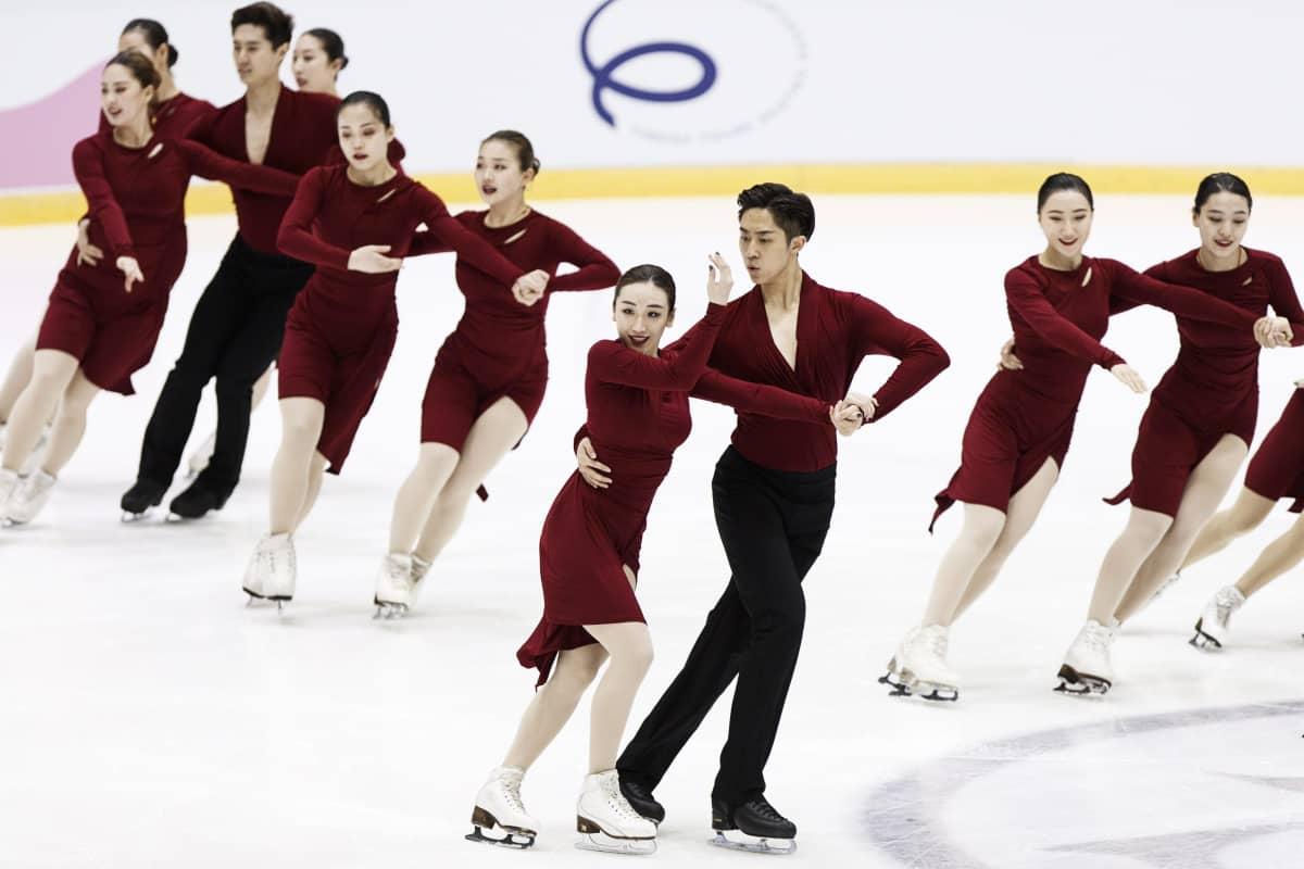 Team Ice Pearls