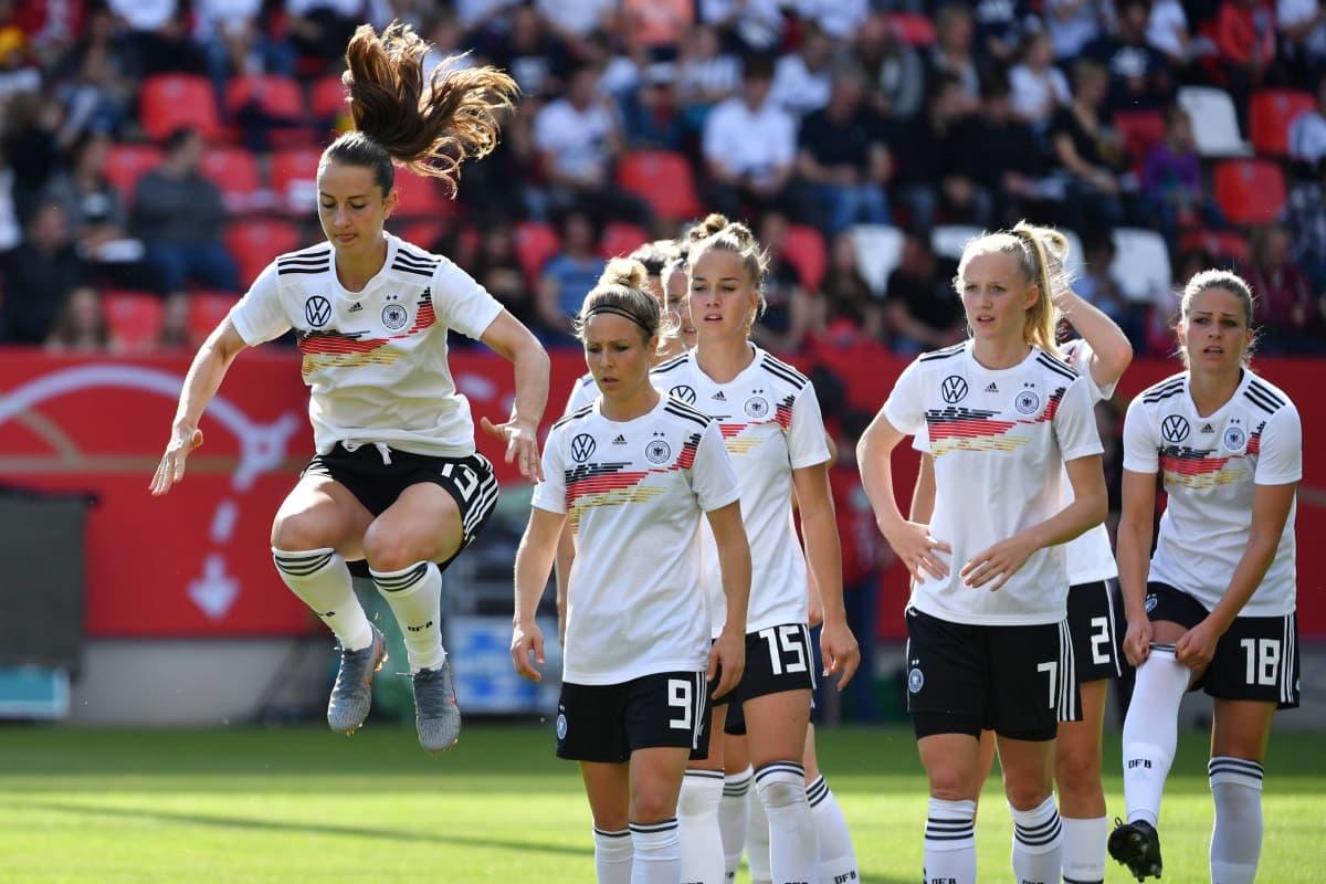 Saksan naisten maajoukkue