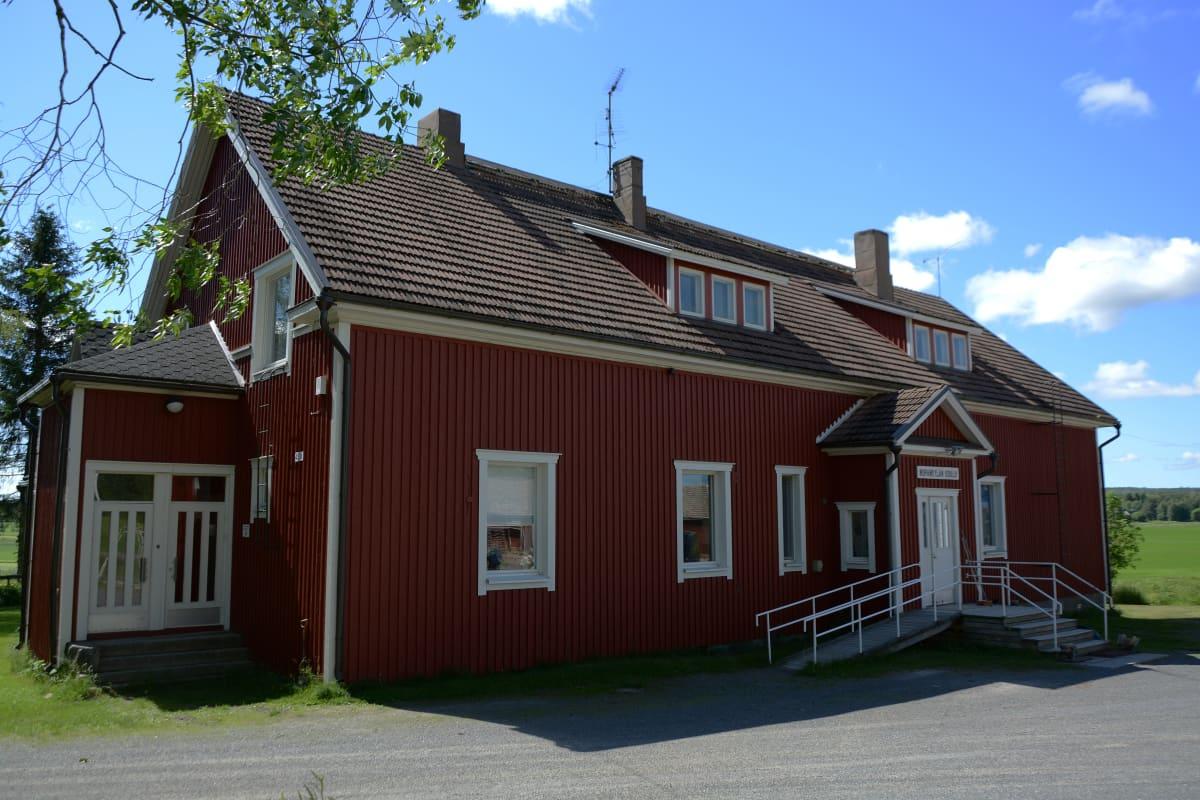 Nopankylän koulu Ilmajoella