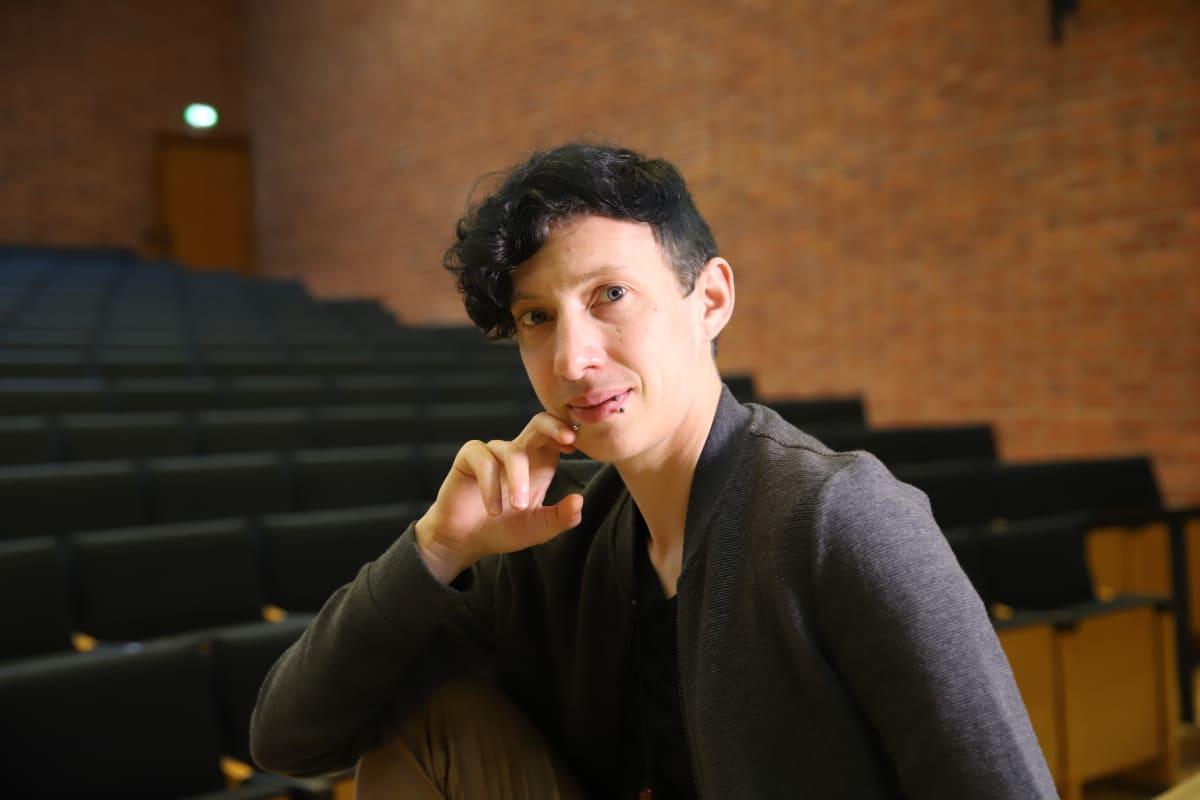 opiskelija Susi Nousiainen