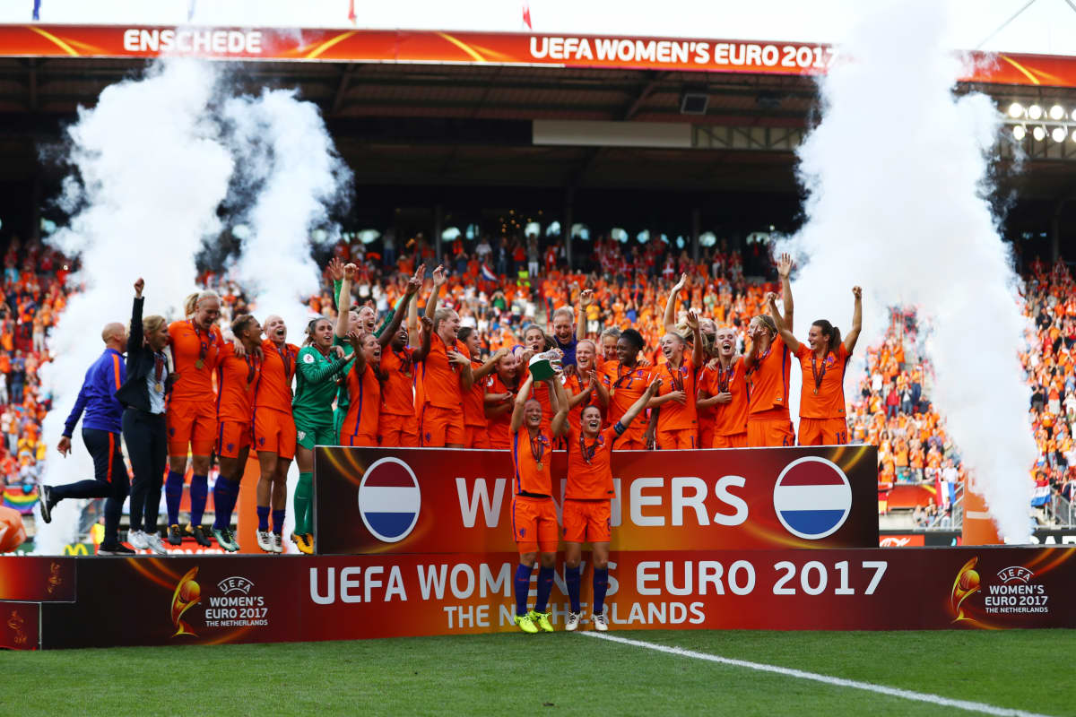 Hollanti Euro 2017