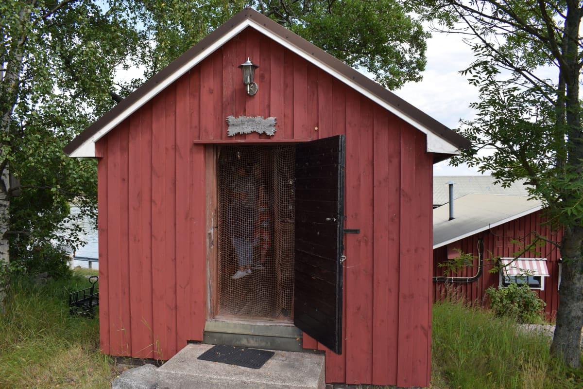 Evan museo Gullkronassa