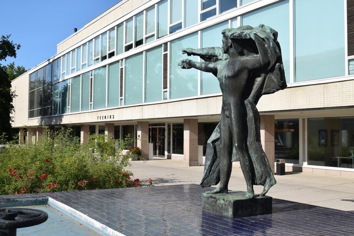 Turun yliopiston pääkirjasto