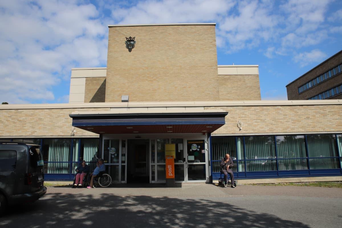 Porin kaupunginsairaala
