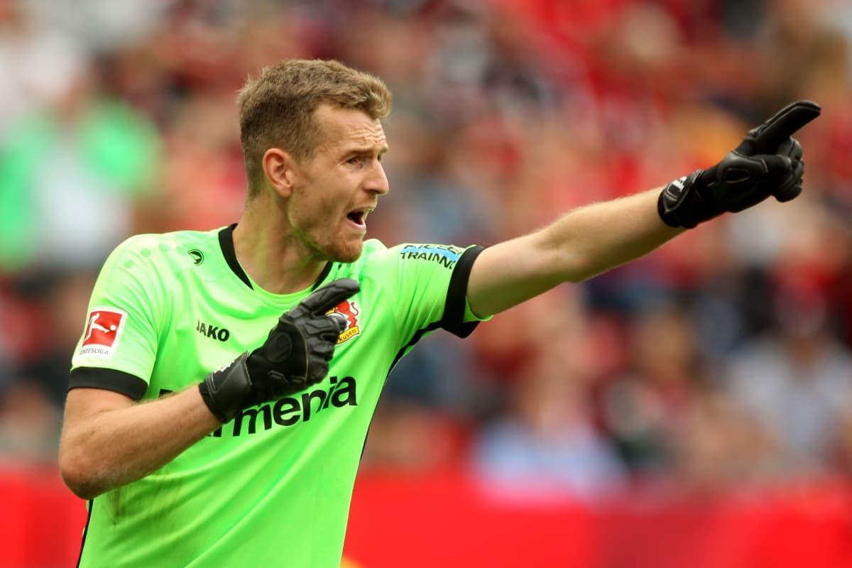Lukas Hradecky Leverkusen