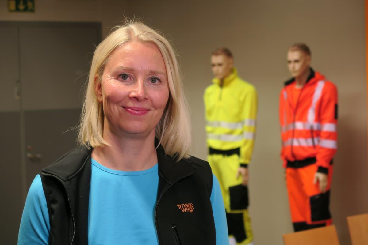Kati Tukiainen, Image Wear