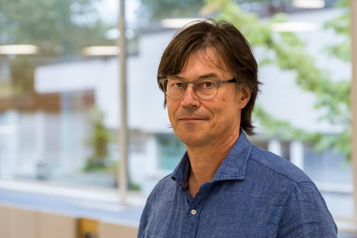 Petri Ekholm, erikoistutkija, Suomen ympäristökeskus