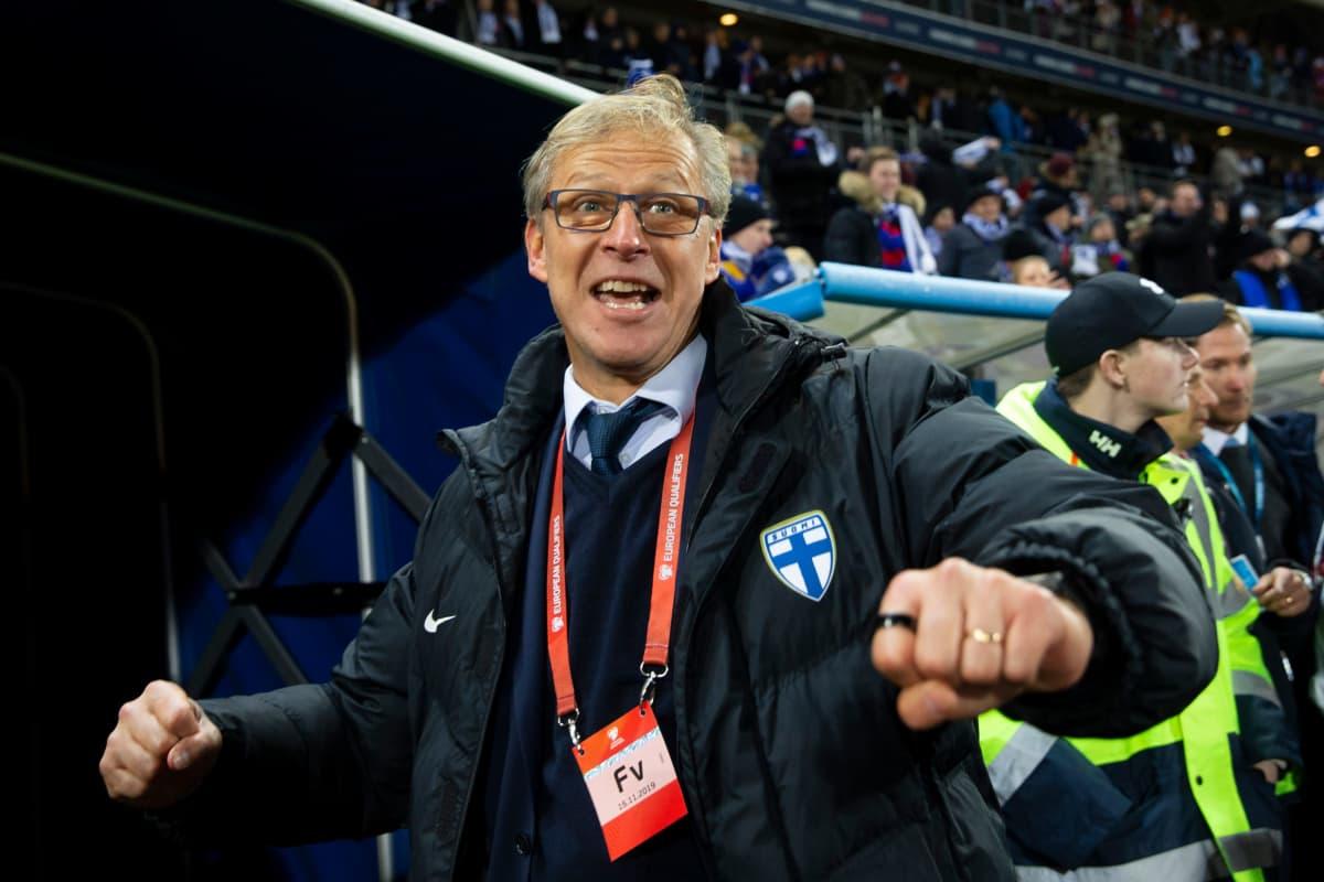 Markku Kanerva kuvassa
