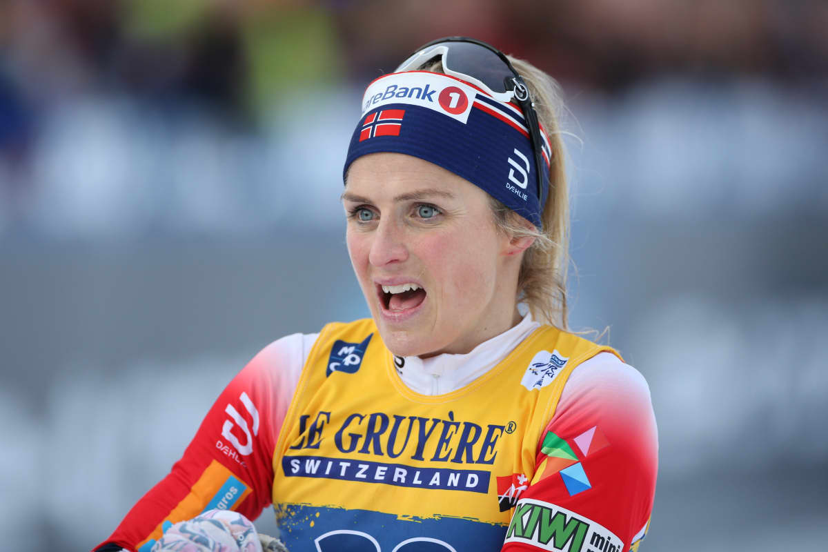 Johaug Therese