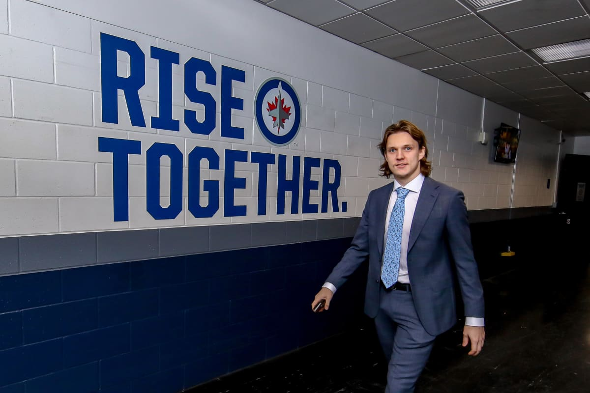Sami Niku, Winnipeg Jets