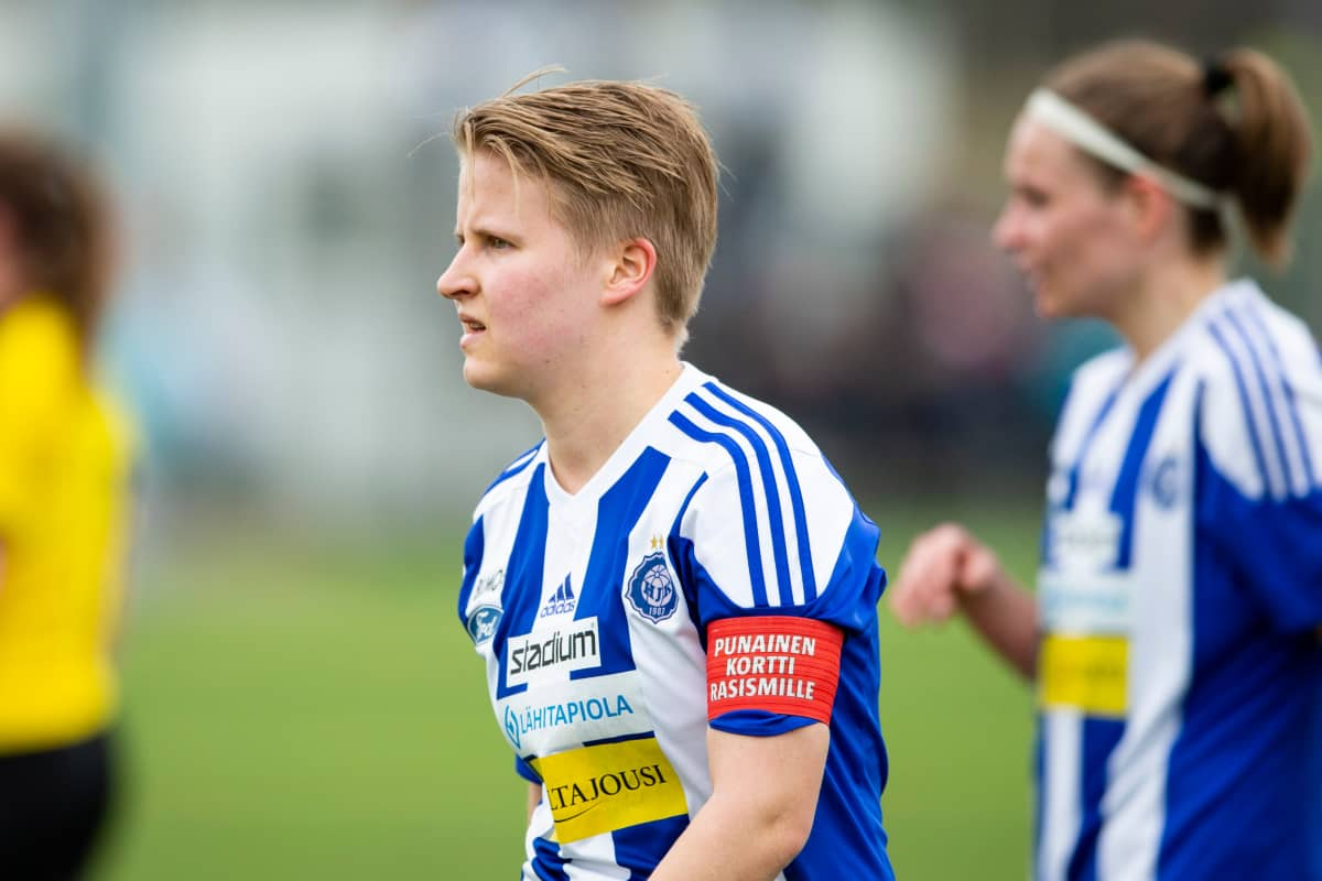 Linda Ruutu / HJK Naiset