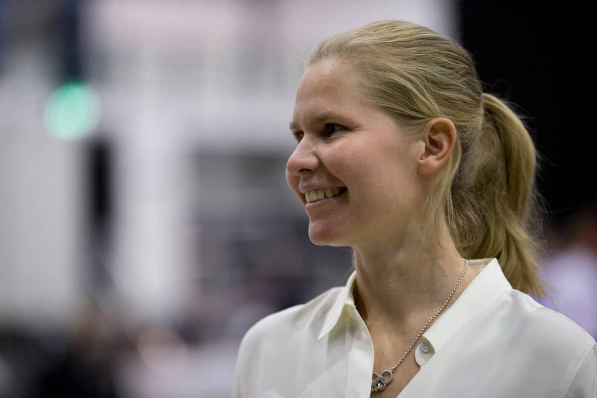 Suvi Mikkonen vuonna 2016