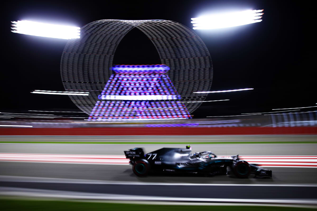Valtteri Bottas Bahrain 2019