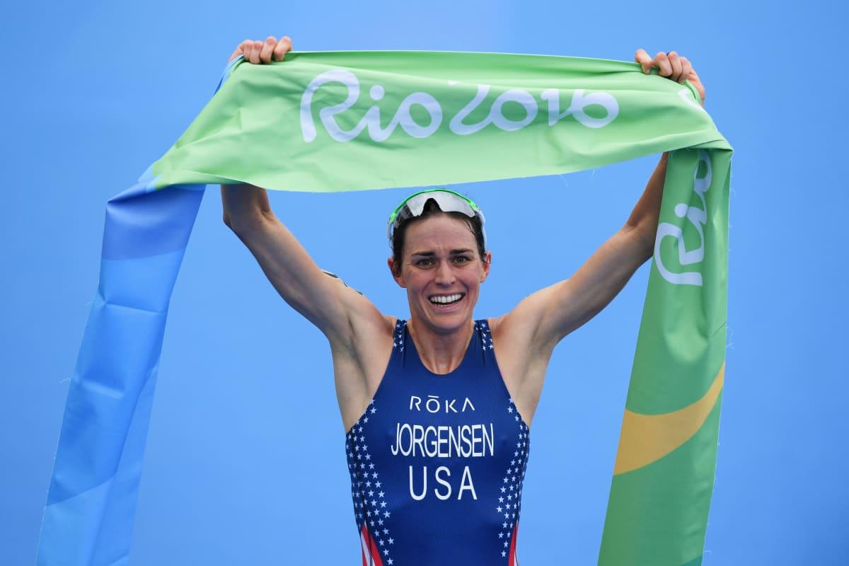 Gwen Jorgensen Rio 2016
