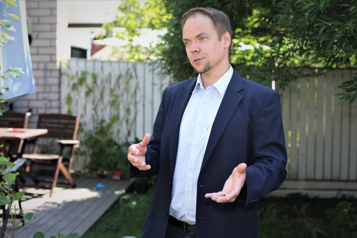virtausfysiikan apulaisprofessori Ville Vuorinen, Aalto-yliopisto